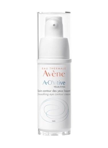Avene A-oxitive Yaşlanma Karşıtı Göz Çevresi Kremi 15 ml  Renksiz